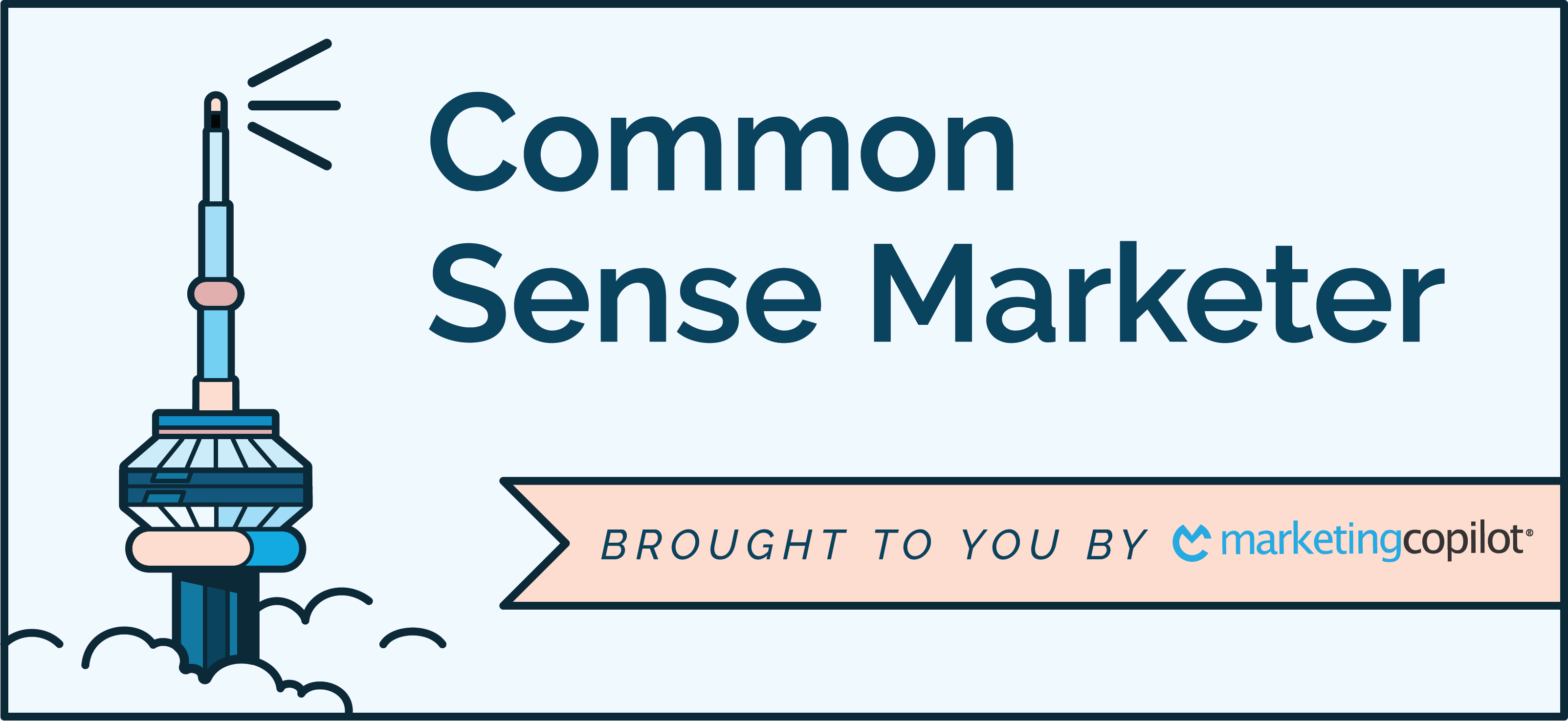 Common Sense Marketer Podcast Episode 17: How to get ahead of your competitors
